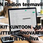 Linkit Kuntoon - millainen on tarpeeksi nopea nettiyhteys?