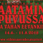 Voita liput Viikinsaaren kesäteatteriin!