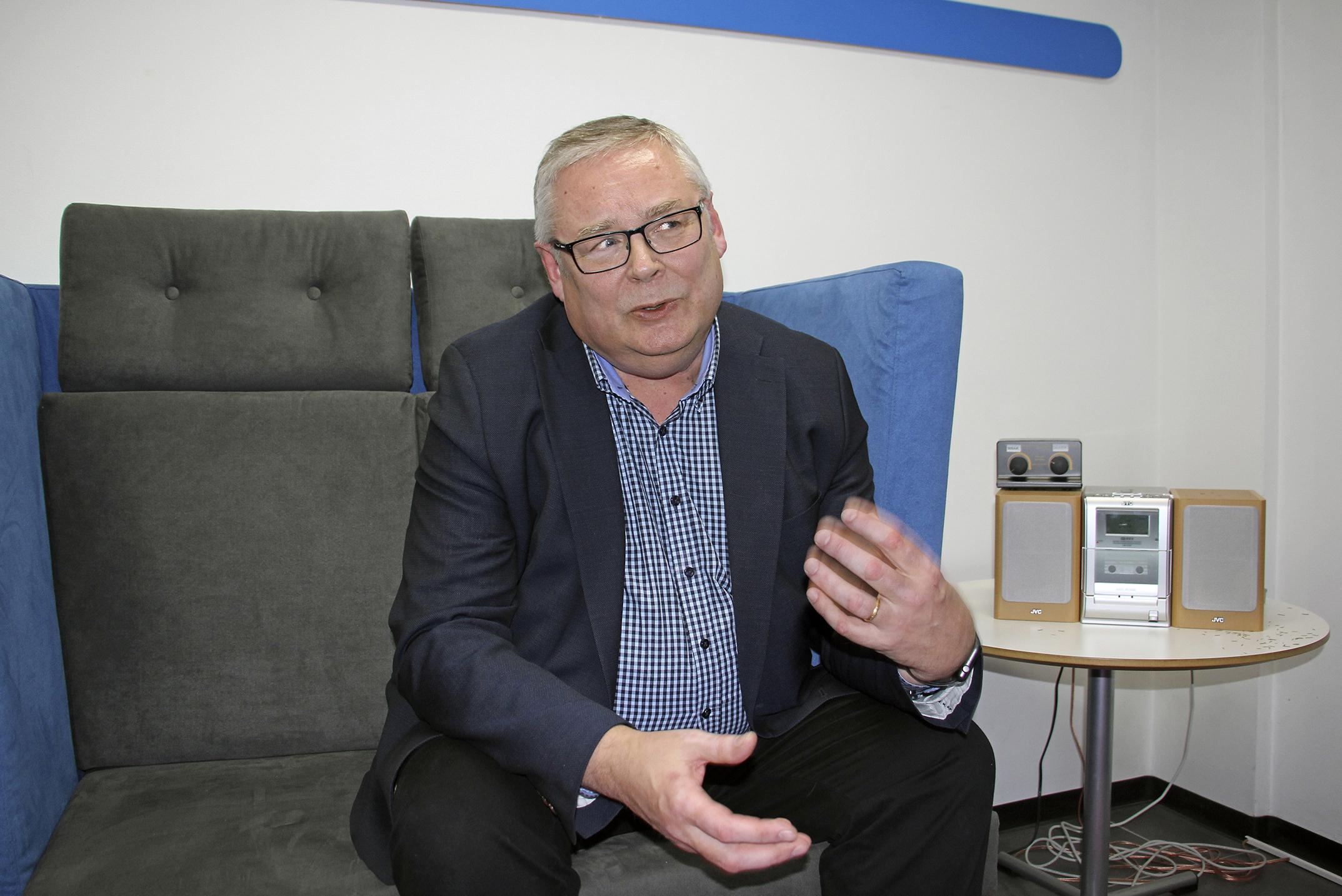 Sote Muutosjohtaja Jaakko Herrala Uudistuksessa On Kysymys