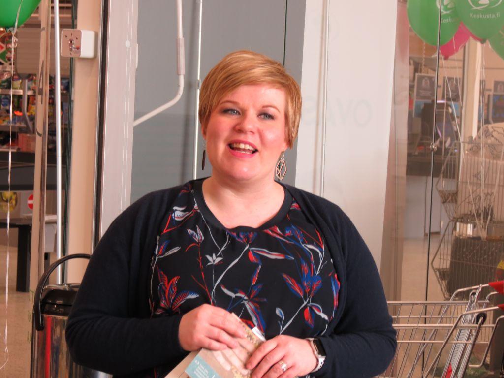 Annika Saarikon mielestä sosiaaliturvan uudistus on paljon haasteellisempi kuin 12 viime vuotta työn alla ollut sosiaali- ja terveydenhuollon (sote) uudistus. (Kuva: Esko Erkkilä)