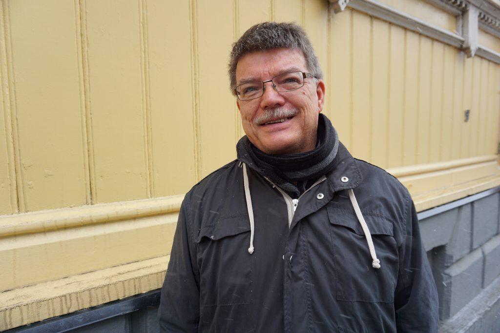 Pirkan Kylät ry:n puheenjohtaja Juha Kuisma toivoo, että Leader-toiminta ulottuisi myös kaupunkeihin. Kuisman mukaan maaseudun kehittyminen turvataan sillä, että haja-asutusalueilla on kattavat tietoliikenneyhteydet. (Kuva: Matti Pulkkinen)