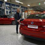 Rinta-Joupin Autoliike Oy avaa joulukuussa Ideaparkissa - millainen yritys on autokaupan 8. suurin toimija?