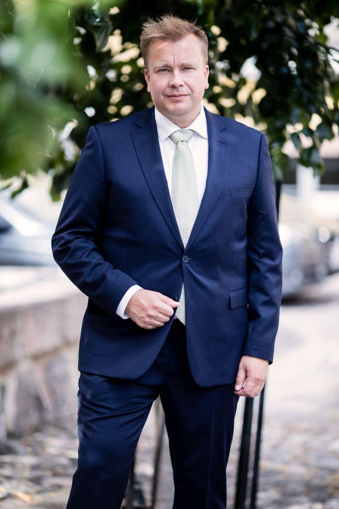 Suomen Puolustusministeri