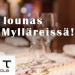 Voita Mylläreiden lounaslahjakortti