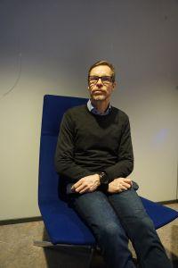 Pirkanmaan sairaanhoitopiirin johtaja Tarmo Martikainen muistuttaa, että PSHP on monessa roolissa mukana sote-uudistuksen valmistelussa. (Kuva: Matti Pulkkinen)