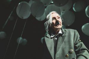 Seela Sella valaisee myös Hitlerin haavoittuvan puolen. (Kuva: Kari Sunnari)