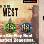 Särkänniemi Zones - Hae mukaan SimWay Hunt -simulaattorin testiryhmään