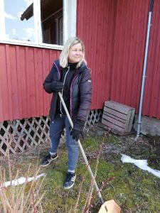 Sairaanhoitaja Minna Mäkinen Ylöjärveltä pääsi POK:n uuteen edustajistoon.