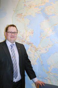 Kangasalan kaupunginjohtaja Oskari Auvinen muistuttaa, ettei kaksoiskuntalaisuuden toteuttaminen ole helppo juttu. (Kuva: arkisto)