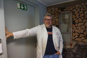 Toimitusjohtaja Tero Sivula arvelee, että lähiruoka-termi on menettänyt terävän kärjen. Ylöjärveläisen lihanjalostajan mielestä aito lähiruoka ei nauti sellaista suosiota, kun se ansaitsisi. (Kuva: Matti Pulkkinen)